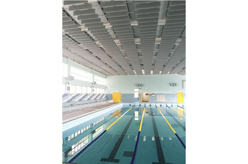 Yang-Ming University Swimming Pool